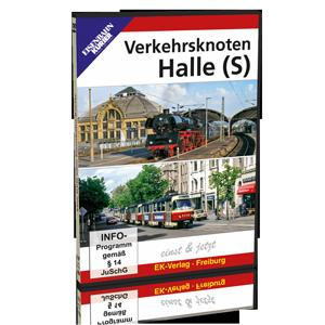 DVD - Verkehrsknoten Halle (S)