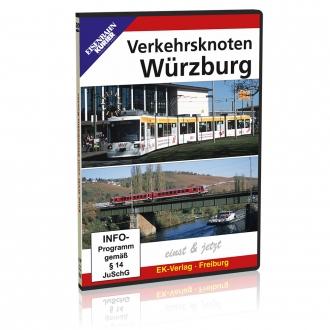 DVD Verkehrsknoten Würzburg