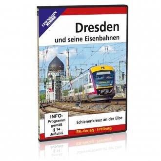 DVD - Dresden und seine Eisenbahnen