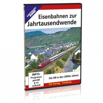 DVD - Eisenbahnen zur Jahrtausendwende