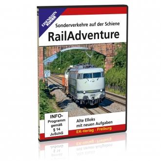 DVD - RailAdventure
