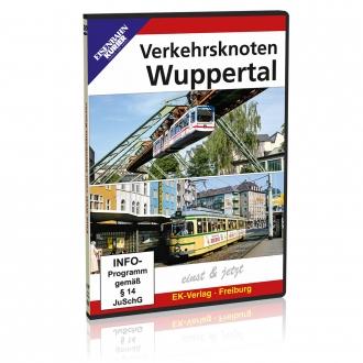 DVD - Verkehrsknoten Wuppertal