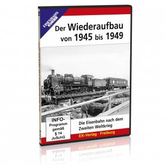 DVD - Der Wiederaufbau von 1945 bis 1949