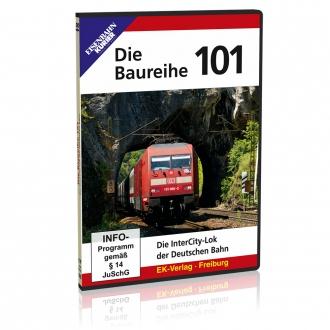 DVD - Die Baureihe 101