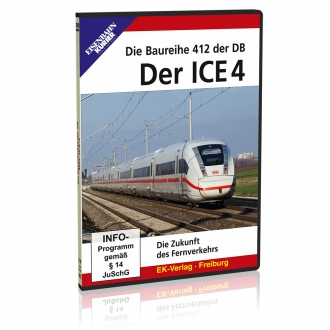 DVD - Der ICE 4