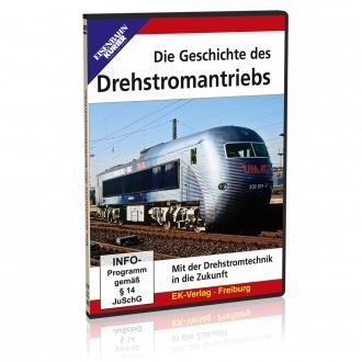 DVD - Die Geschichte des Drehstromantriebs
