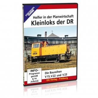 DVD - Kleinloks der DR