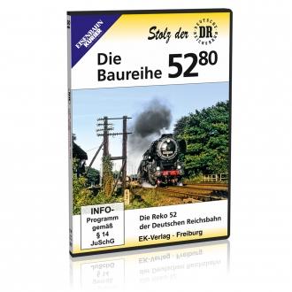 DVD - Baureihe 52.80