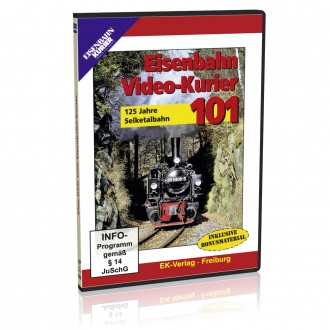 DVD - Eisenbahn Video-Kurier 101