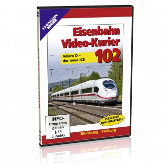 DVD - Eisenbahn Video-Kurier 102