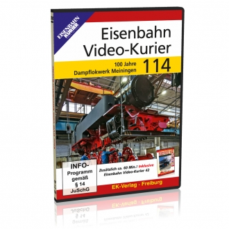 DVD - Eisenbahn Video-Kurier 114