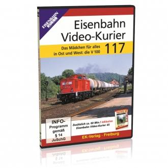 DVD - Eisenbahn Video-Kurier 117