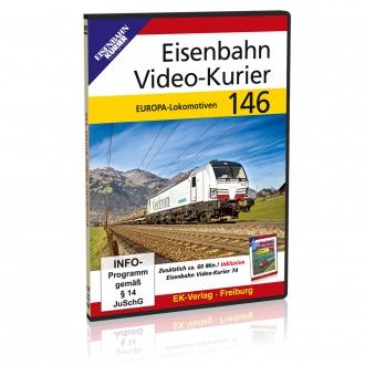 DVD - Eisenbahn Video-Kurier 146