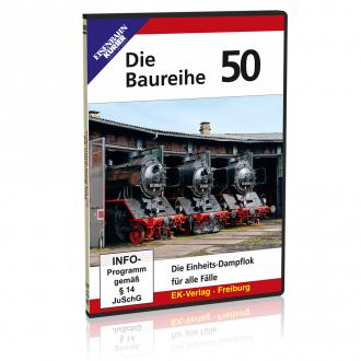 DVD - Die Baureihe 50