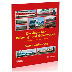 Die deutschen Reisezug- und Güterwagen Folge 32