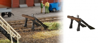"Eisenbahn-Kurier ""Testgeschenk"" Prellböcke"