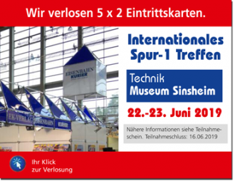 Internationales Spur-1 Treffen 2019