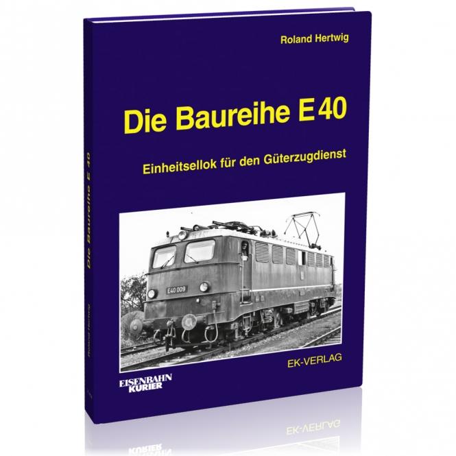 Die Baureihe E 40