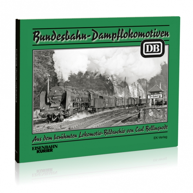 Bundesbahn-Dampflokomotiven