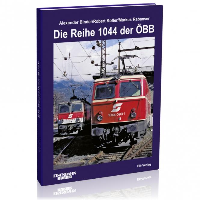 Die Reihe 1044 der ÖBB