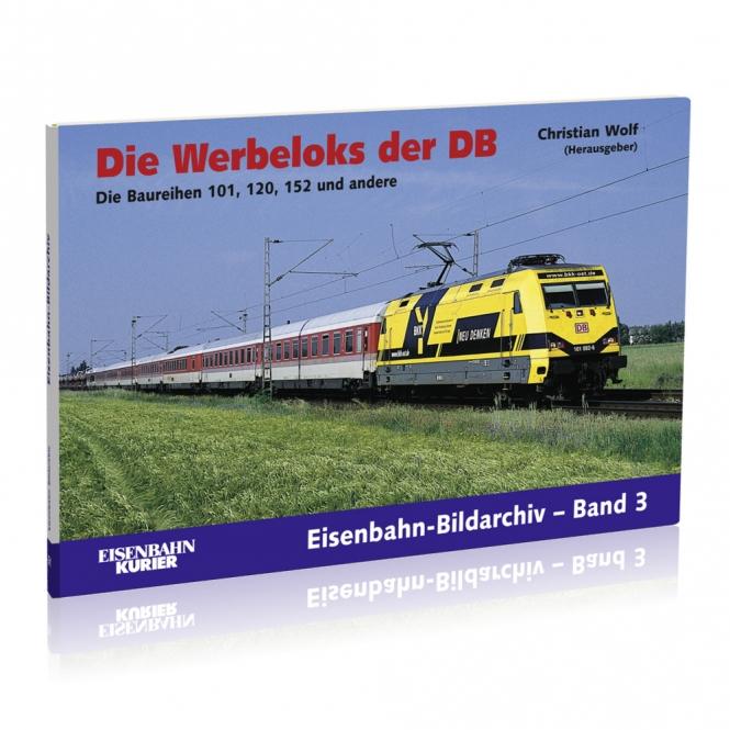 Die Werbeloks der DB