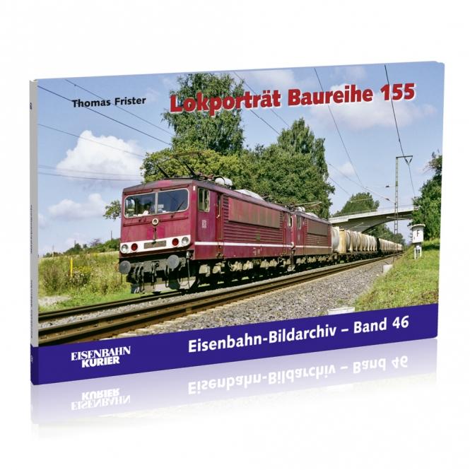 Lokporträt Baureihe 155