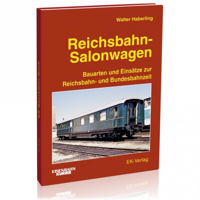 Reichsbahn-Salonwagen