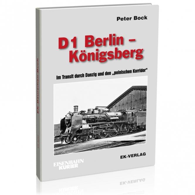 D1 Berlin - Königsberg