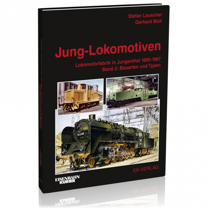 Jung-Lokomotiven (2)