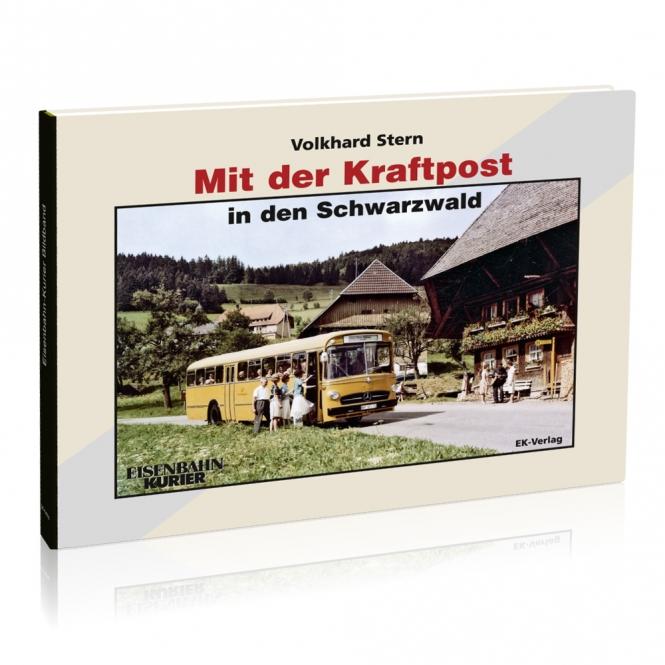 Mit der Kraftpost in den Schwarzwald