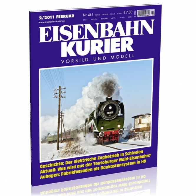 Eisenbahn-Kurier 2/2011