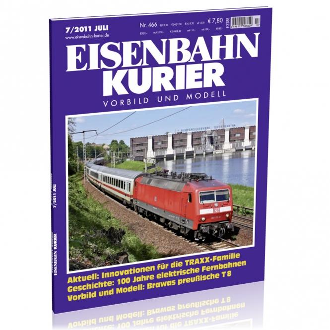 Eisenbahn-Kurier 7/2011