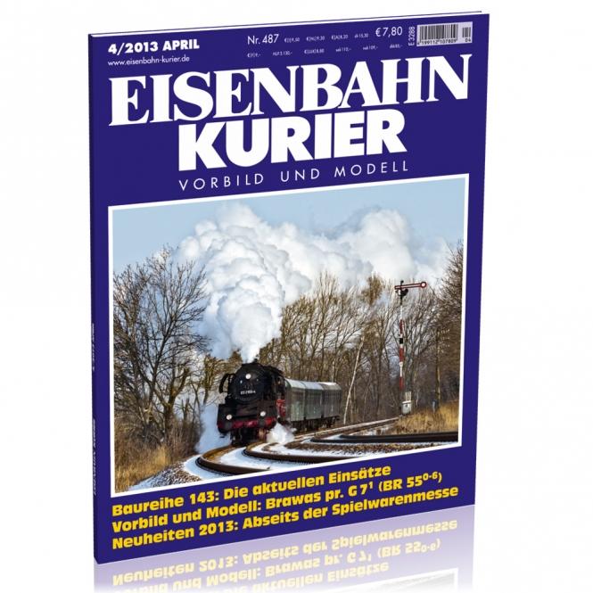 Eisenbahn-Kurier 4/2013