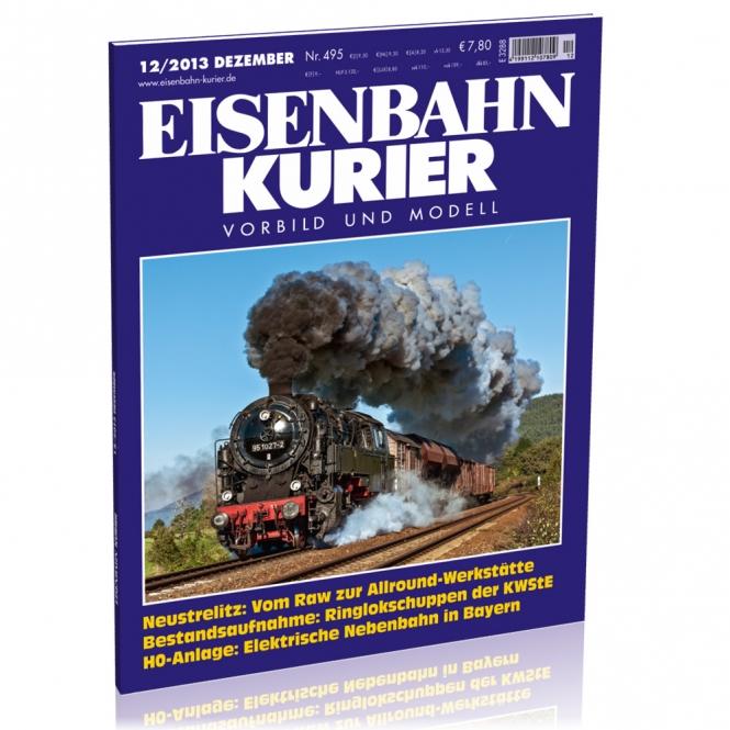 Eisenbahn-Kurier 12/2013