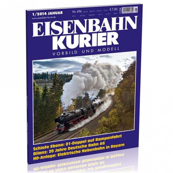 Eisenbahn-Kurier 1/2014