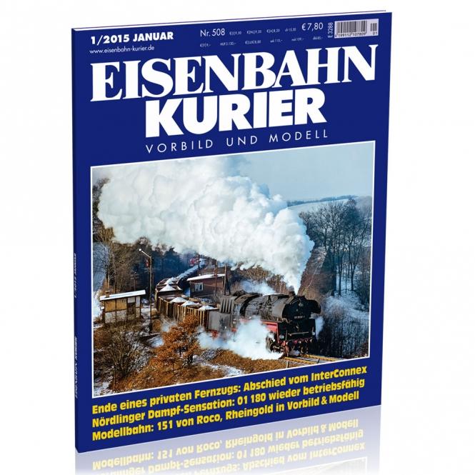 Eisenbahn-Kurier 1/2015