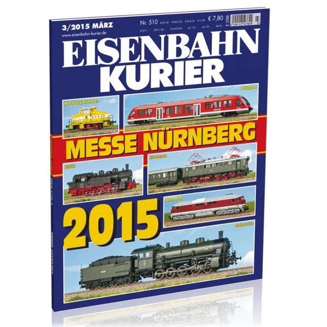 Eisenbahn-Kurier 3/2015