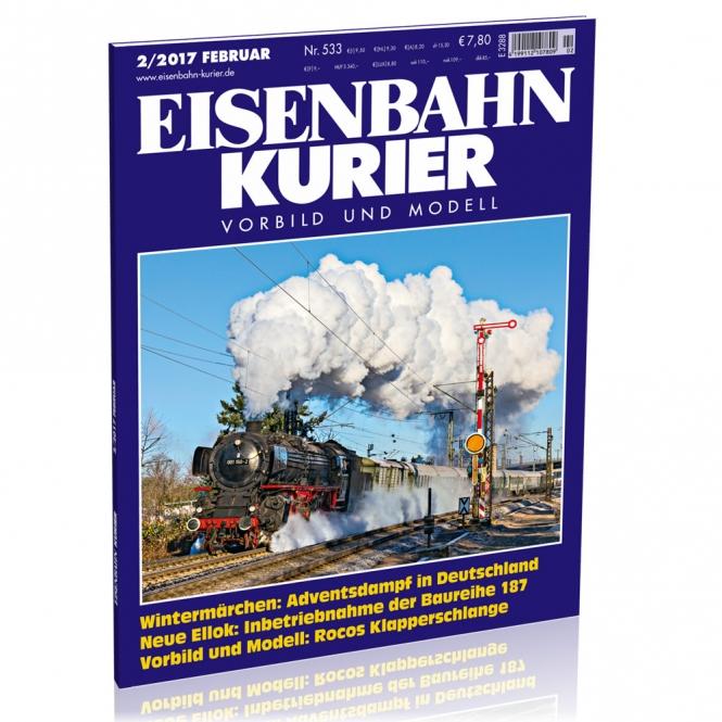 Eisenbahn-Kurier 2/2017
