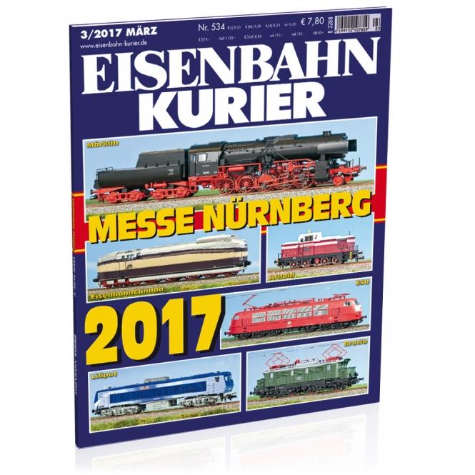 Eisenbahn-Kurier 3/2017