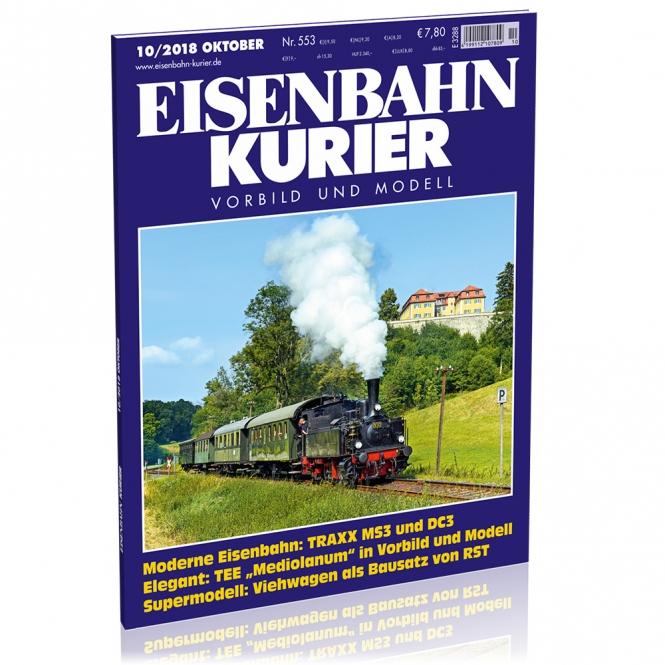 Eisenbahn-Kurier 10/2018