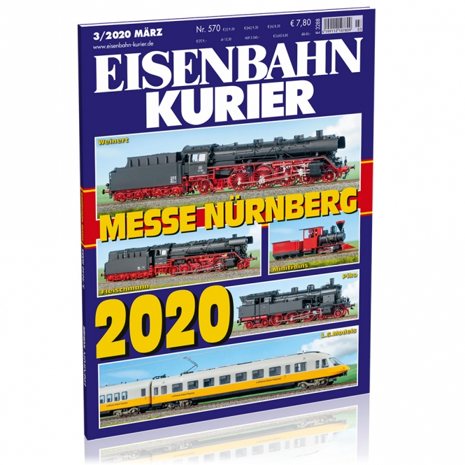 Eisenbahn-Kurier 3/2020