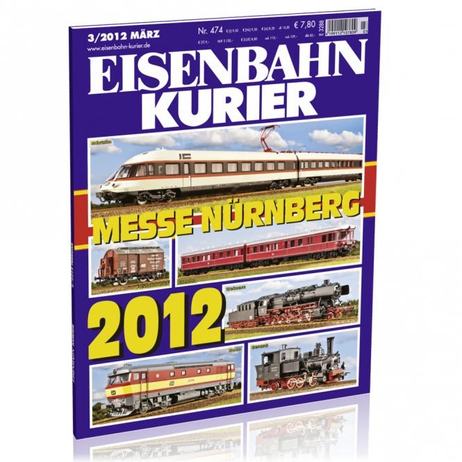 Eisenbahn-Kurier 3/2012