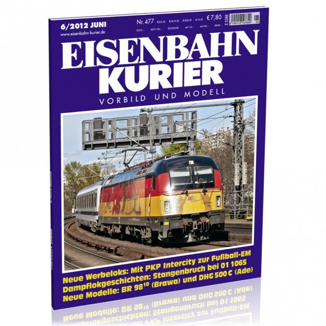 Eisenbahn-Kurier 6/2012
