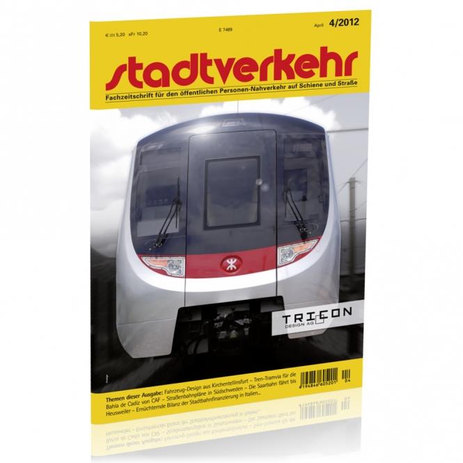 Stadtverkehr 4/2012