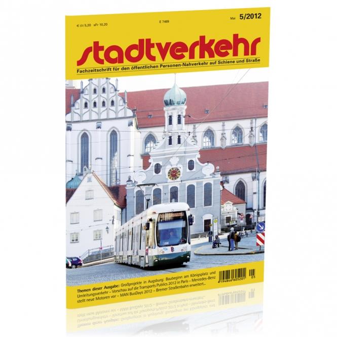 Stadtverkehr 5/2012