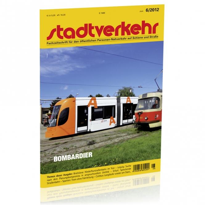 Stadtverkehr 6/2012