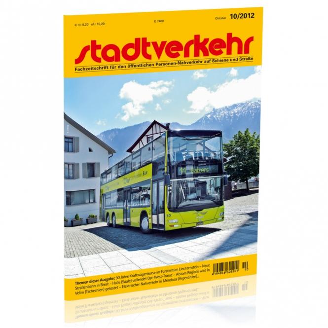 Stadtverkehr 10/2012