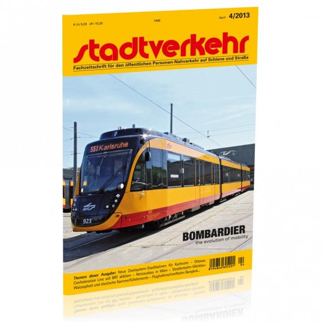 Stadtverkehr 4/2013