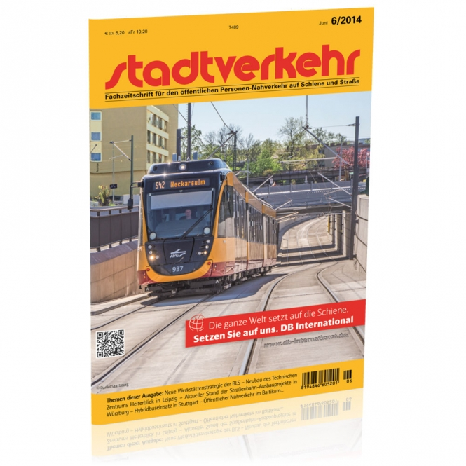 Stadtverkehr 6/2014