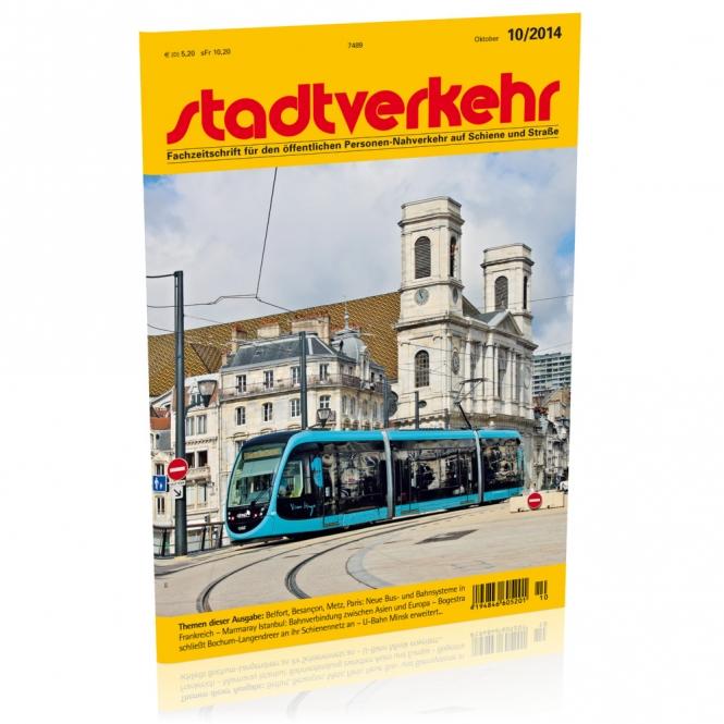 Stadtverkehr 10/2014
